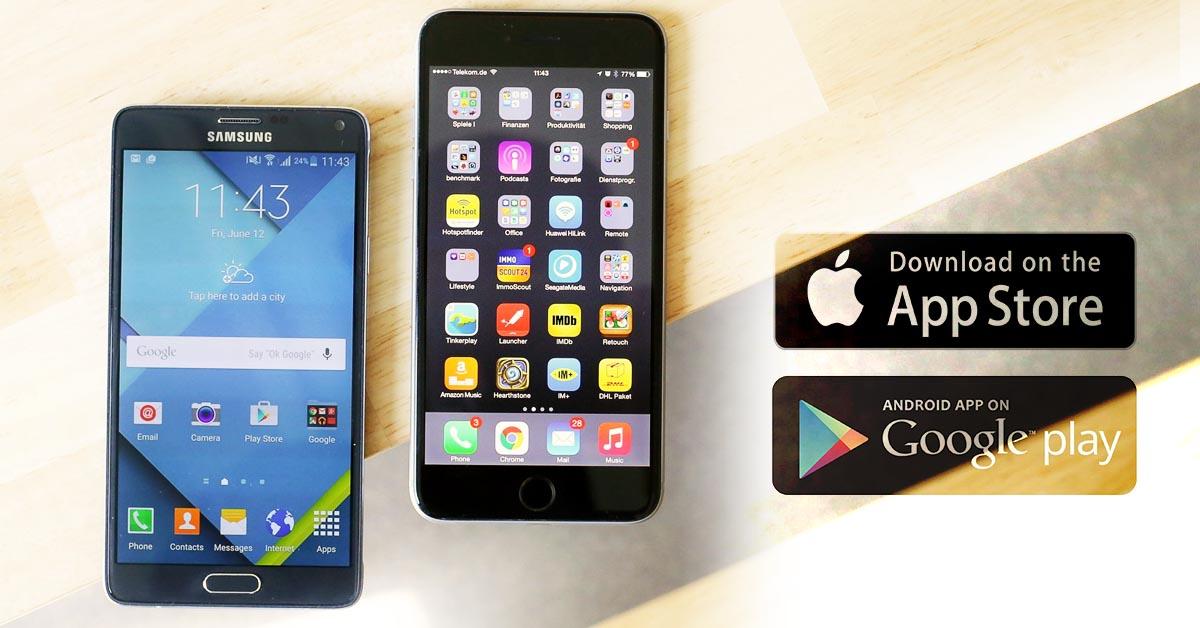 Disponibile l'APP per smartphone e iphone dell'agenzia